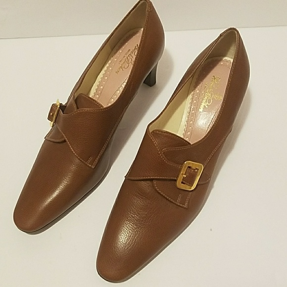 Womens Brooks Brothers Leather Shoes